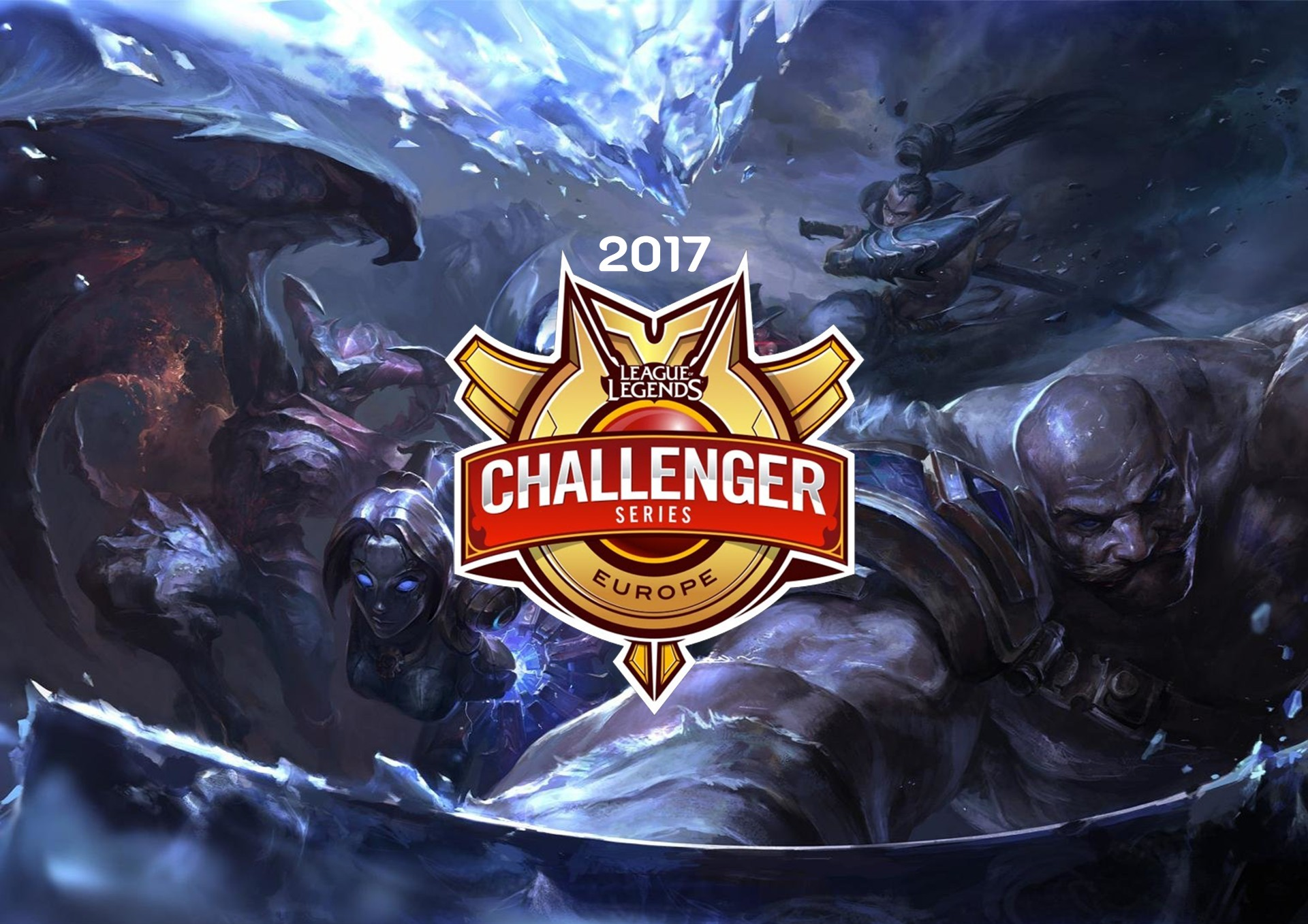 League Of Legends Universum